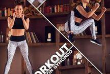 Fitness & Ernährung / Intensive Workouts, Ernährungs-Tipps uvm.!