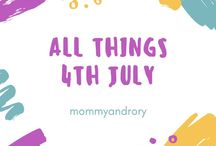 All things 4th July / For all our American friends over the pond this board is a fantastic celebration of American independence