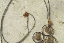 Necklaces / Beautiful and unusual costume jewellery necklaces by Beubelet.