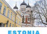 Estonia - Corners of the World