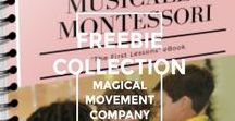 Subscribers Freebie Collection @Magical Movement Company