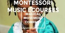 Musically Montessori eCourses