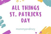 All Things St Patrick's Day
