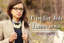 Landing the Job / Find helpful tips on resumes, career fairs, interviews and more!