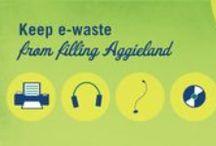Green Tech Tips / Tips for eWaste disposal.