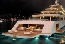 Luxury Yachts / We can dream girls !!!