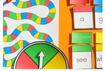 Learning Activities and Games / Awesome learning activities and games for kids!