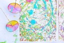 Art Projects / Awesome art projects for kids!