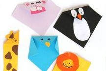 Animal Crafts / Awesome animal crafts for kids!