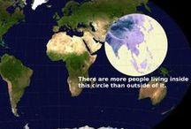 Le monde que je parcours / comment je le vois et le découvre