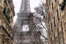 Paris,France / by Dragonlock Warhorse