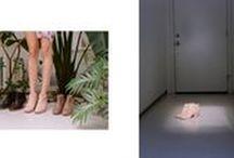 The Rummer House / Photography: Taylor Ahlmark, Michael Andersen, Jack Mahaley Model: Flora Watling Art Direction: Pamela Baker-Miller Stylist: Sarah Radcliffe Assistant: Kayla Rekofke Hair + Make-up: Randi Whipple