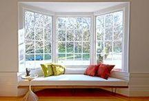 Window Seat° / by Gwendolyn Wilkes