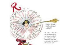 When Royals Wore Ruffles / A hilarious and oh-so-fascinating trip through fashion history. When Royals Wore Ruffles is a historical look at outrageous styles and how they came to be. Co-authored by Pamela Jaber & published by Random House with tidbits, anecdotes, and laugh-out-loud illustrations; this is the perfect picture book for fashionistas everywhere.