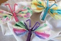 Caterpillars & Butterflies / Awesome caterpillar & butterflies learning activities for kids!