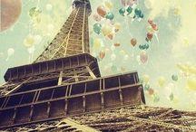 Paris / Love For Paris. / by jamesMICHAEL Design ™