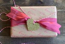 Gift° / Presents and gifts, all wrapped up with a bow. Repin as much as you want. :) / by Gwendolyn Wilkes