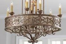 Old World Decor / Collections of old world charm, spanish and Mediterranean styles.