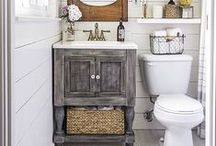 DIY home improvements / A list of some of the best home remodeling ideas if you're on a budget, and want easy and quick updates that really pay off. Lots of before and after photos to get you inspired!