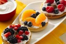 Healthy Starts: Breakfast Ideas / Get your day started right with some of these delicious, nutritious morning eats.