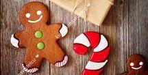 Bożonarodzeniowe wypieki | Christmas baking ideas / Szukasz pomysłu na Bożonarodzeniowe wypieki? Służymy pomocą!