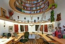 Interior - office/library