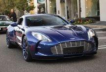 Aston Martin One 77 / by Dragonlock Warhorse