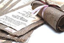 Wedding Invitations - Προσκλητηρια - prosklitiria
