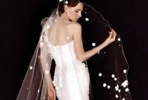 Bridal Veils - Nyfiko Peplo - Νυφικο Πεπλο / ...because without the veil.. you are just another girl in a white dress..