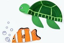 Ocean / Awesome ocean learning activities for kids!