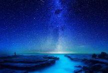 My Blue Galaxy