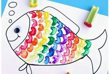 Fish / Awesome Fish learning activities for kids!