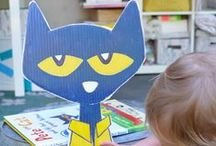 Pete the Cat Activities / Awesome activities to supplement Pete the Cat books!