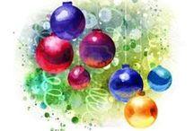 Christmas Cards home made