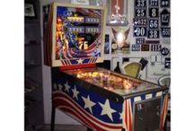 Pinball / Flipper / Máquinas de Flipper Electromecánicas