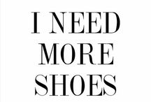 shOes shOes and shOes...