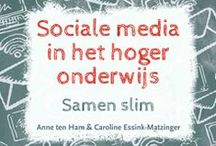 Boeken & artikelen worth reading / Op dit bord vind je boeken en artikelen op het gebied van (sociale) mediawijsheid en sociale media die wij de moeite waard vinden om te lezen en dus aan jullie willen voorstellen.