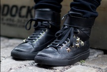 High Top Sneakers / <3