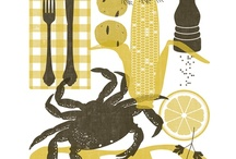 Food Illustration / by Patricia Koten