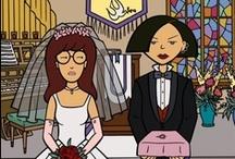Daria / Best cartoon ever!
