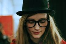 Iekeliene Stange  / Who does not like her style?