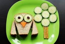 Kids snacks & packed lunches / Great snacks & packed lunches for the Kids