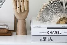 ACCESSORIES / Interior Design Accessories: Styling and Favorite Objects