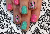 Nail art I like