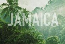 """""""JAMAICA """" My Roots! :-) / These are a collection of pictures of Jamaica...where I was born / by Stacy Anmarie Mighty Artist"""