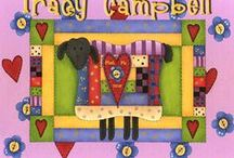 Whimsical Works of Art / Buy Now - https://tracycampbell.selz.com