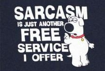 My sarcastic side. ;)