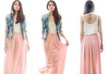 Clothing hobby / Moda en el vestir
