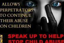 Stop Child Abuse, Domestic Violence & Rape ❤️