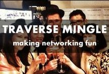 Traverse Mingle / We understand that there is a massive need for networking in the travel industry, relationships are extremely important. We have created Traverse Mingle to be a night of networking in a relaxed social environment in London, once a quarter. // More on: http://www.traverse-events.com/mingle/